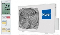 Сплит-система Haier Lightera DC инвертор AS24NS3ERA - W